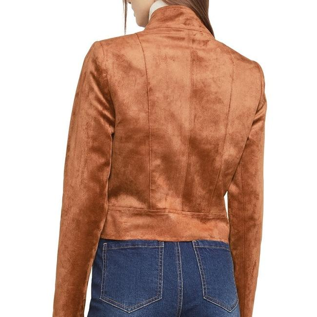 BCBGMAXAZRIA Leather Jacket Image 1