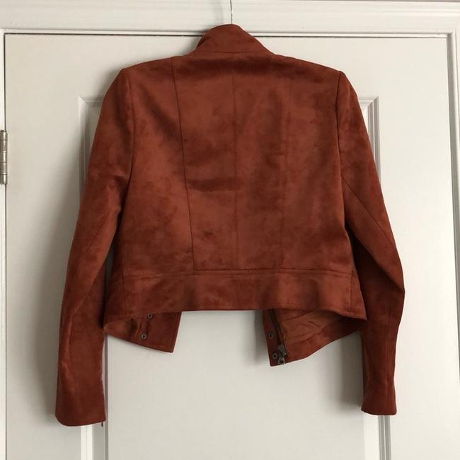 BCBGMAXAZRIA Leather Jacket Image 4