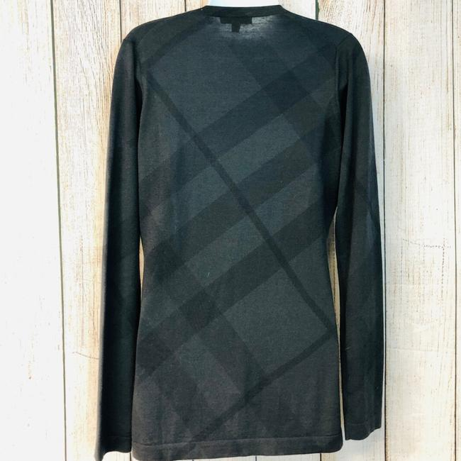 Burberry London Knit Cardigan Sweater Image 2