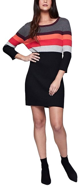 Preload https://img-static.tradesy.com/item/24555466/sanctuary-black-womens-sadie-striped-long-sleeve-sweaterdress-multi-m-short-casual-dress-size-8-m-0-1-650-650.jpg