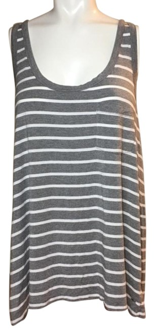 Preload https://img-static.tradesy.com/item/24555633/american-eagle-outfitters-mlticolor-soft-sexy-grey-stripe-xl-new-tank-topcami-size-12-l-0-1-650-650.jpg