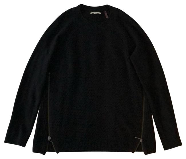 Preload https://img-static.tradesy.com/item/24555695/rebecca-taylor-black-sweater-0-1-650-650.jpg