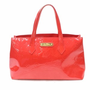 0a27163a29e2 Louis Vuitton Luco Vavin Sac Neverfull Willshire Tote in Red