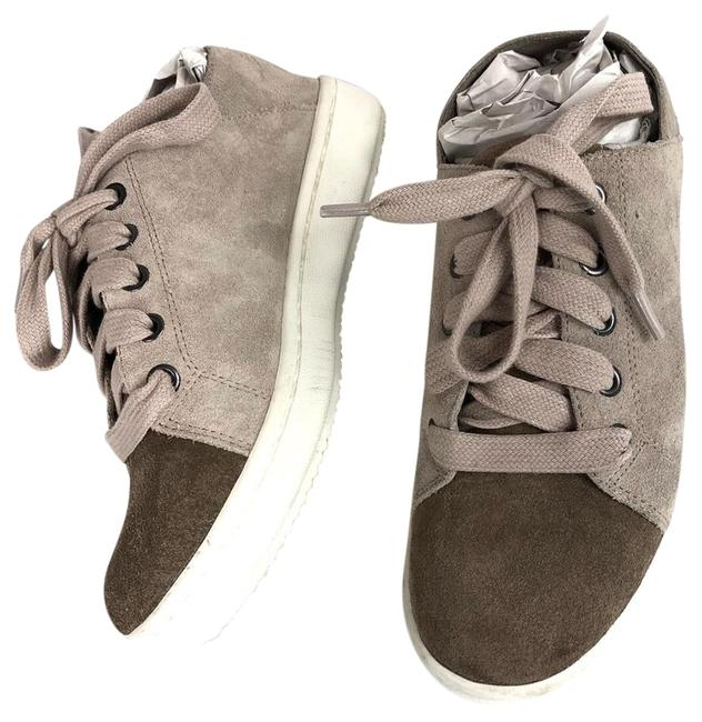 Eileen Fisher Grey Brown Sneakers Size US 5.5 Regular (M, B) Eileen Fisher Grey Brown Sneakers Size US 5.5 Regular (M, B) Image 1