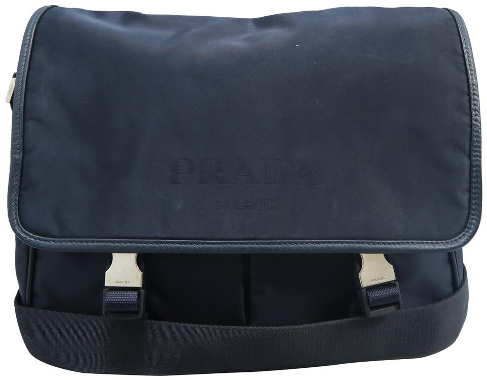 8085b2e59261 sweden prada nylon messenger bag i have this in grey and its my ...
