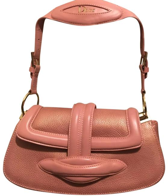 Item - Purse Pink Leather Baguette