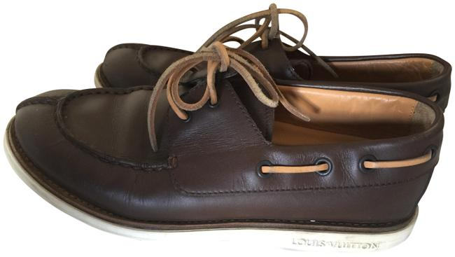 Item - Brown Loafers Italy Flats Size EU 36.5 (Approx. US 6.5) Regular (M, B)