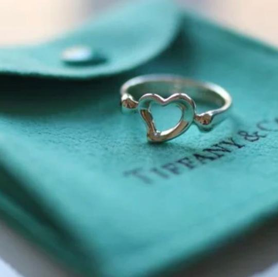 Tiffany & Co. full open heart