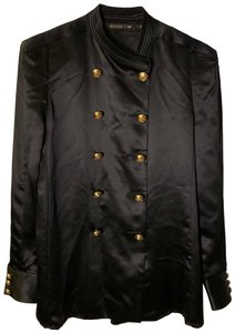 Balmain x H&M Button Down Shirt black