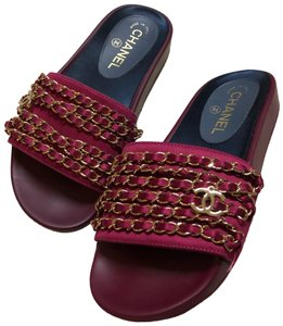 92a7aa93ba0 Women s Pink Chanel Shoes - Up to 90% off at Tradesy