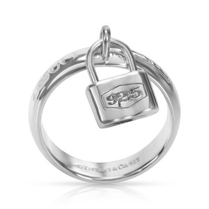Tiffany & Co. 1837 Love Lock Ring