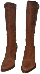 Donald J. Pliner Light Brown Boots