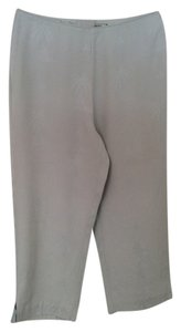 Tommy Bahama Silk Capris Pale green