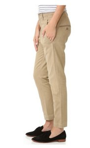 Citizens of Humanity Khaki/Chino Pants Khaki Beige