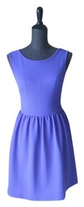 Romeo & Juliet Couture short dress Periwinkle Blue on Tradesy