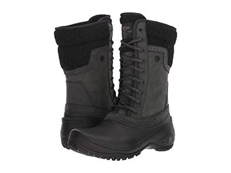8a00a8f0f The North Face Black Shellista Ii Mid Boots/Booties Size US 10 Regular (M,  B) 61% off retail