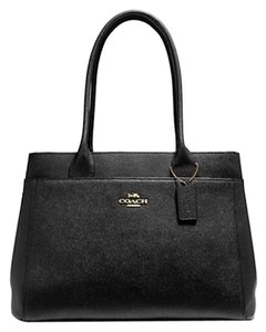 Coach New With Tags Tote in Black