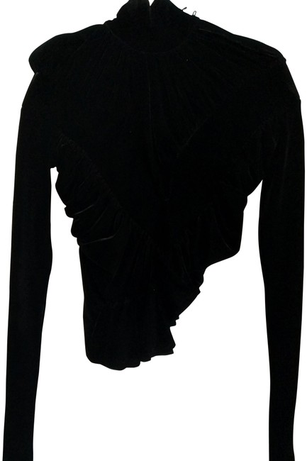 Preload https://img-static.tradesy.com/item/24558205/yproject-34-yproject-velvet-assymetryc-long-sleeve-with-pads-black-top-0-1-650-650.jpg