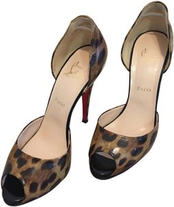 Christian Louboutin leopard Formal
