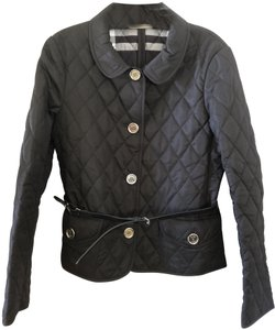 Burberry Quilted black Jacket