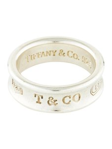 Tiffany & Co. 1837 Concave