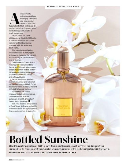 Tom Ford Orchid Soleil 3.4oz/100ml Image 3