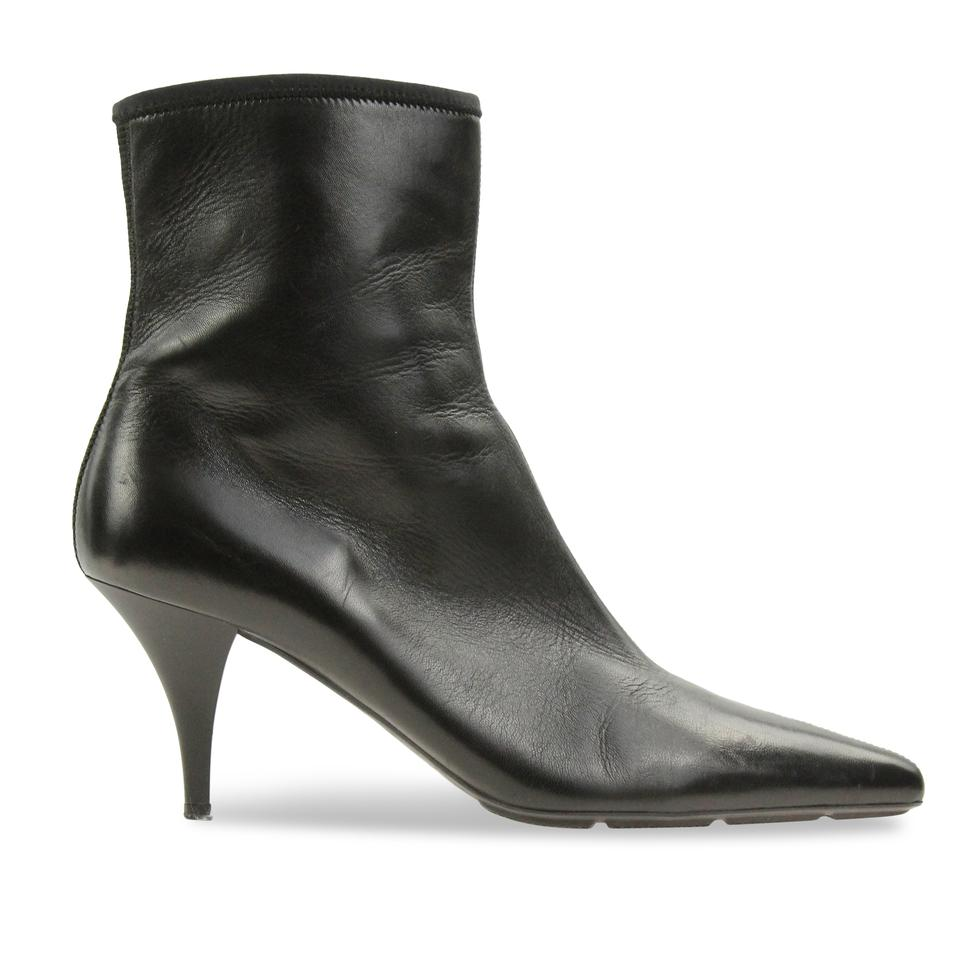 2cabfdd4698ada Prada Black Sports Ankle Boots/Booties Size EU 39.5 (Approx. US 9.5 ...