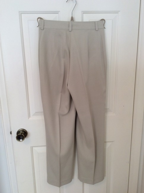 Tommy Bahama Silk Straight Pants Stone Image 1