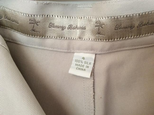 Tommy Bahama Silk Straight Pants Stone Image 2