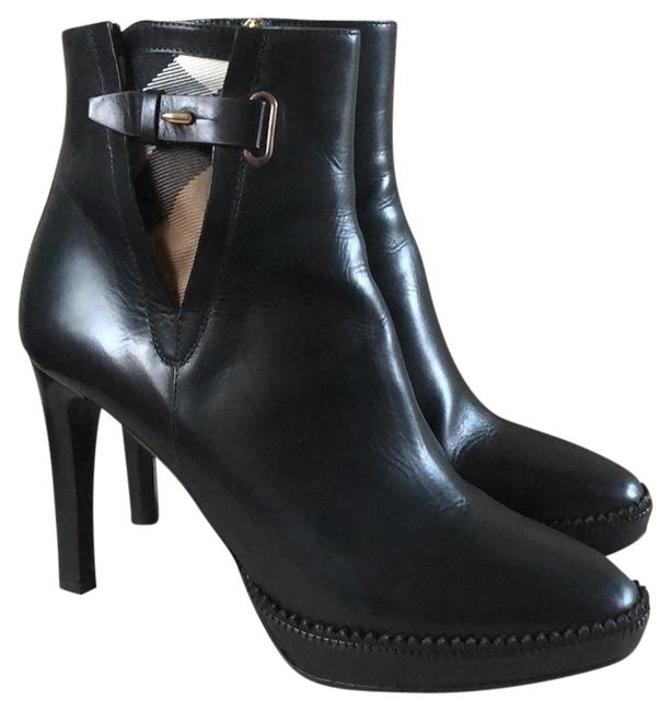 Item - Black Lysterfield Housecheck Ankle Boots/Booties Size EU 37.5 (Approx. US 7.5) Wide (C, D)