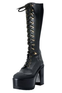a26039427ea Versace Boots   Booties - Up to 90% off at Tradesy