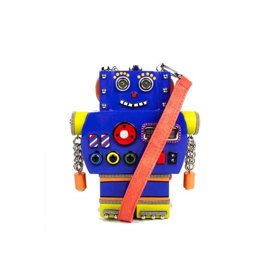 Preload https://img-static.tradesy.com/item/24560859/timmy-woods-robot-crossbody-multicolor-faux-leather-clutch-0-1-540-540.jpg