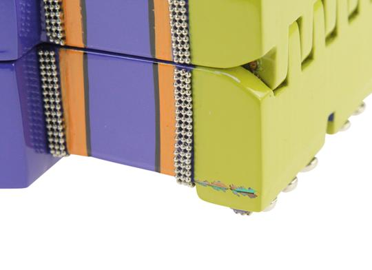 Timmy Woods Multicolor Clutch Image 7
