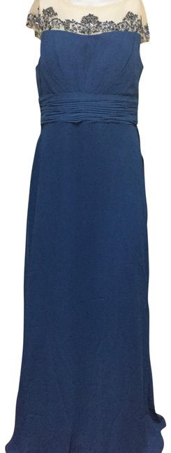Preload https://img-static.tradesy.com/item/24560905/navy-goy-formal-dress-size-4-s-0-1-650-650.jpg