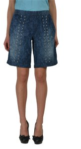 Just Cavalli Bermuda Shorts Blue