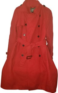 J.Crew Classic Structured Trench Coat