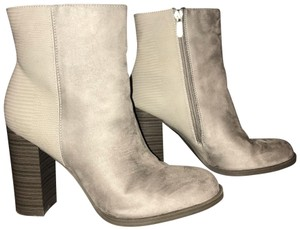 Circus by Sam Edelman Grey Frost Boots