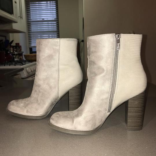 Circus by Sam Edelman Grey Frost Boots Image 1