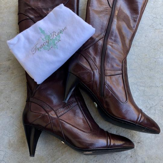 Tracy Reese Brown Boots Image 6