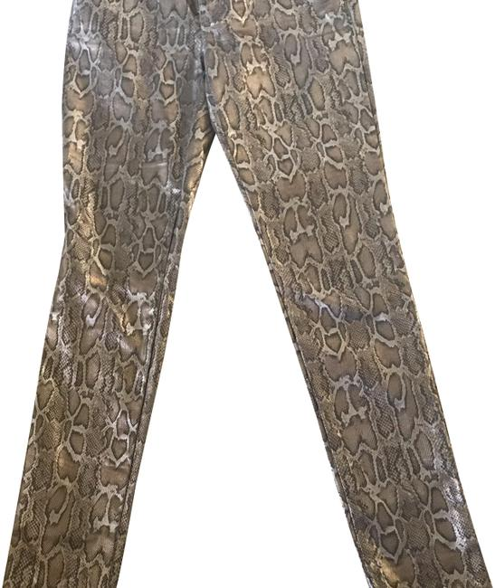 Preload https://img-static.tradesy.com/item/24561452/gold-silver-tan-snake-coated-chico-s-boot-cut-jeans-size-4-s-27-0-5-650-650.jpg