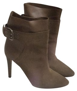 f31b3b0e7e2 Green Jimmy Choo Boots   Booties - Up to 90% off at Tradesy
