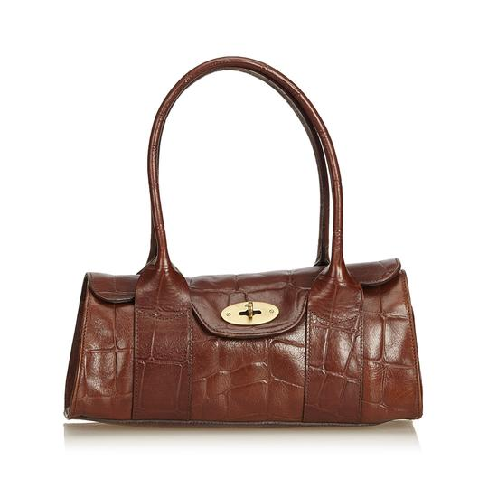 Preload https://img-static.tradesy.com/item/24561511/mulberry-embossed-bayswater-brown-leather-x-others-shoulder-bag-0-0-540-540.jpg