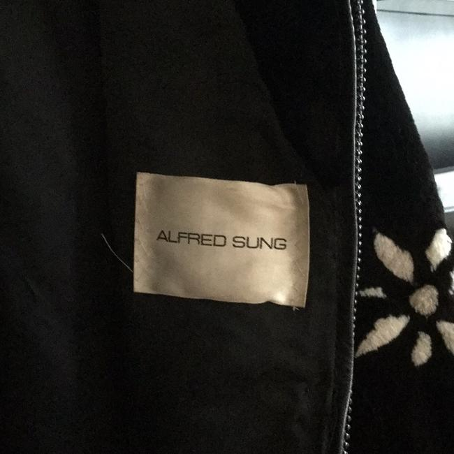 Alfred Sung Fur Coat Image 3