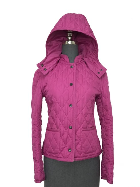 Burberry London Purple Jacket Image 2
