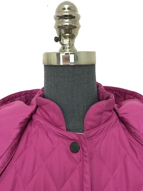 Burberry London Purple Jacket Image 5