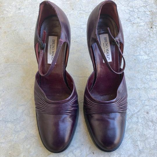 Bruno Magli Purple Pumps Image 2