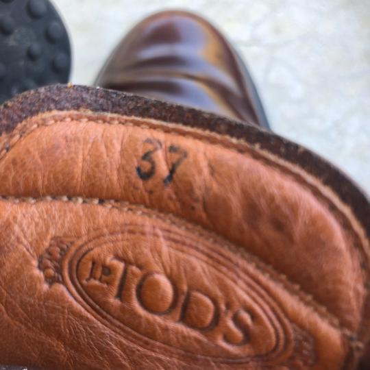 Tod's Brown Boots Image 6