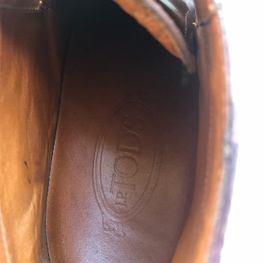 Tod's Brown Boots Image 7