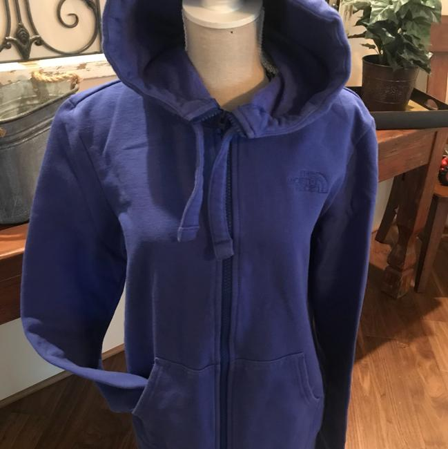 North face blueish purple Jacket Image 1