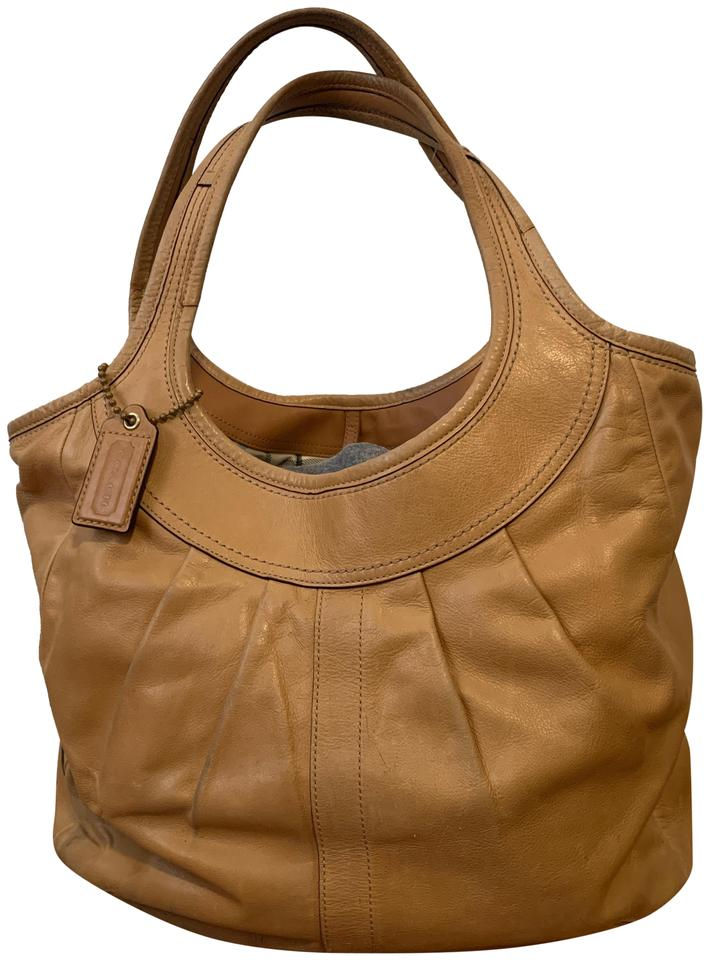 c4c9d6095 inexpensive coach ergo patent teal leather tote bag d1bff 6fd7d; low price  coach tote in tan d74e3 d6f5c